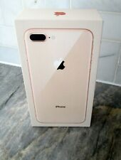 Apple iPhone 8 Box Only Gold Rose 64GB