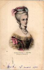 CPA Comtesse d'Artois Royalty Nobelty (314922)