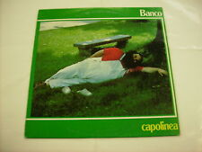 BANCO DEL MUTUO SOCCORSO - CAPOLINEA - LP REISSUE VINYL EXCELLENT CONDITION