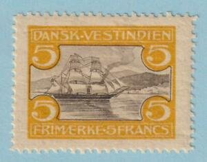DANISH WEST INDIES 39  MINT NEVER HINGED OG ** NO FAULTS EXTRA FINE !
