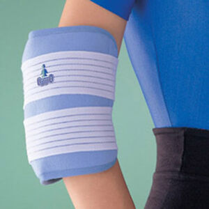 Reusable Ice Gel Pack Hot Cold Therapy Wrap For Ligament Muscle Swelling Sprain