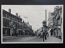 London BARNET High Street (Aircraft Gunner Reverse) c1930's by Photochrom 84685