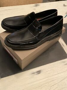 Cole Haan Air Montrose Vintage Italian Patent Leather Penny Loafers Size 12
