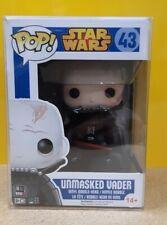 Funko Pop! UNMASKED VADER #43 STAR WARS