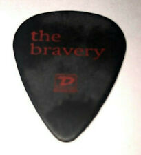 The Bravery authentic guitar pick