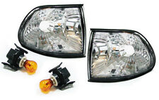 PAIR OF CRYSTAL CLEAR INDICATORS LIGHTS FOR BMW E38 7 SERIES PREFACELIFT MODEL