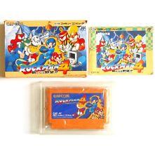 ROCKMAN 4 Nintendo Famicom NES Japan