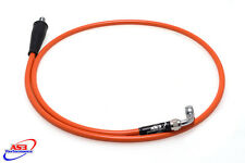 KTM 125 250 SX 2017 250 SXF 16-17 AS3 VENHILL BRAIDED CLUTCH LINE HOSE ORANGE