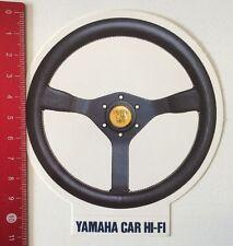Aufkleber/Sticker: Yamaha Car Hi-Fi (11031684)
