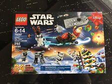 Lego Star Wars #75097 LEGO STAR WARS ADVENT CALENDAR - Building Set NIP