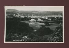 Devon OKEHAMPTON General view Used 1953 RP PPC by Chapman
