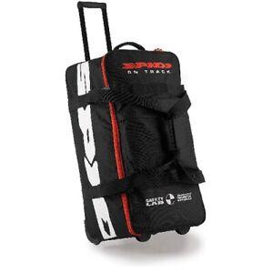 Borsone Valigia Carryall Duffle Valise Suitcase Koffer moto RIDER BAG SPIDI Nero