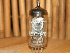 Vintage Valvo ECC808 Stereo Tube  Very Strong & Balanced Results = 1370/1300