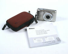 Nikon Coolpix L25 10.1MP HD 720P Video Recording Digital Camera