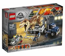 LEGO Jurassic World T. rex Transport 2018 (75933)