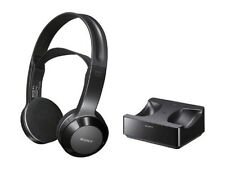 New SONY Cordless Stereo Headphone system MDR-IF245RK Japan import With Tracking