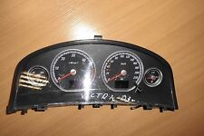 OPEL Vectra C GTS Tachometer Kombiinstrument 24402320XJ 110.080.166/010 VDO