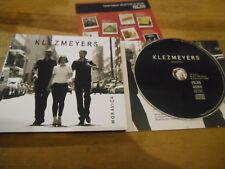 CD Ethno Klezmeyers - Moravica (10 Song) GLM MUSIC / FINE MUSIC digi