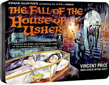 The Fall Of The House Of Usher SteelBook [Blu-ray, 2013]