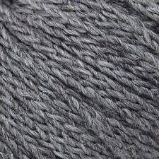 100g Hanks - Cascade Eco Cloud - Undyed Merino/Alpaca - Charcoal #1810 - $21.95