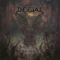 DEGIAL - PREDATOR REIGN   CD NEW!