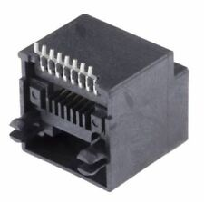 Molex RJ45, 98266 Series Number Straight Surface Mount RJ45 Connector Female