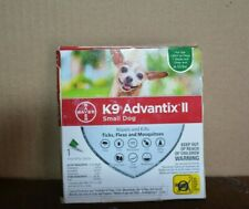 K9 ADVANTIX 2 FOR SMALL DOG ( 1 MONTH SUPPLY ) 4-10 LBS
