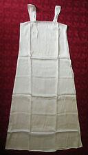 Seiden-Nachthemd Damen Nachtkleid hochwertige reine Seide Gr. 38/40 Negligé Silk