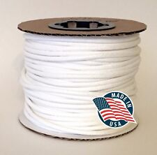 """Synthetic Upholstery Welt Cord, Braided 4/32"""" 5/32"""" 6/32"""" 8/32"""" Made In Usa"""