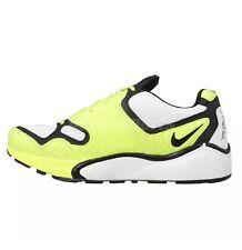 NUEVO Hombre Nike Aire Zoom talaria '16 Zapatillas Para Correr Amarillo Blanco
