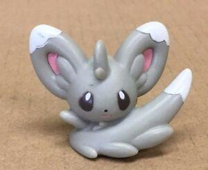 2011 Pokemon Finger Puppet #572 Minccino Figure Catch Them All Nintendo Bandai