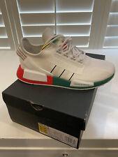 Adidas Originals unisex White NMD_R1 V2 Mexico City Size 6.5