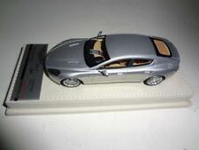 1/43 Tecnomodel Aston Martin Rapide Silver  #4 0f 30 N BBR MR  Rare