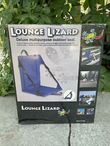 New Lounge Lizard Deluxe Multipurpose Outdoor Seat Sealed GREEN