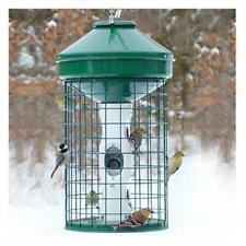 Woodlink NAAV1MNP Heavy Duty Caged Mixed Seed Bird Feeder