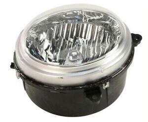 Passenger Right Genuine Headlight Headlamp Assy For Jeep Liberty To October 2003