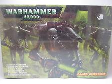 WARHAMMER 40K 49-06 - GUERREROS NECRONES  - NECRON WARRIORS