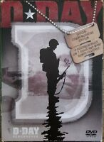 D-DAY REMEMBERED (2004, 2-Disc DVD Boxed Set Documentary)