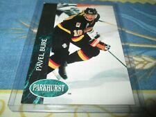 1992-93 parkhurst  #188  Pavel Bure VANCOUVER CANUCKS
