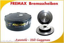 FREMAX Bremsscheiben hinten 345 x 24 mm BMW 5 E60 E61 6 E61 E63 E64