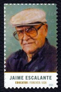 #5100 Jaime Escalante, Mint **ANY 4=FREE SHIPPING**