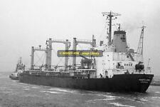 mc2344 - Turkish Cargo Ship - Haniff Ana , built 1969 - photo 6x4