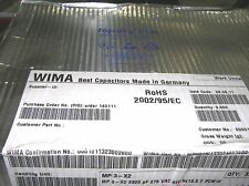 10pcs - WIMA MP3-X2 3300P (3300PF 3.3nF) 275Vac pitch:10mm CLASS X2 Capacitor