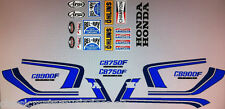 HONDA CB750F CB900F FREDDIE SPENCER REPLICA DECAL SET