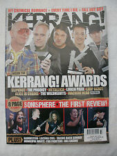 KERRANG! #1274 15/08/09 My Chemical Romance  Every Time I Die  Fall Out Boy