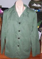 AUSTRALIAN H.M. PRISONS / CORRECTIVE SERVICES GREEN JACKET - USED