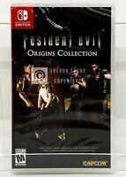 Resident Evil: Origins Collection - Nintendo Switch - Brand New | Factory Sealed