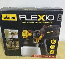 Wagner Flexio 2000 Paint Hvlp Sprayer Model0529117 Usedfree Shipping