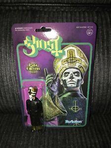 Ghost - Papa Emeritus III - 3 3/4-Inch ReAction Figure