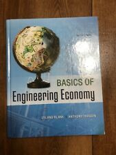 Basics of Engineering Economy (Irwin Industrial Engineering) - VERY GOOD